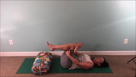 Piriformis Restorative Stretch