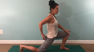 Psoas Active Stretch