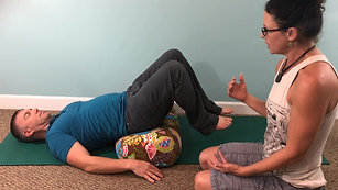Psoas Restorative Stretch