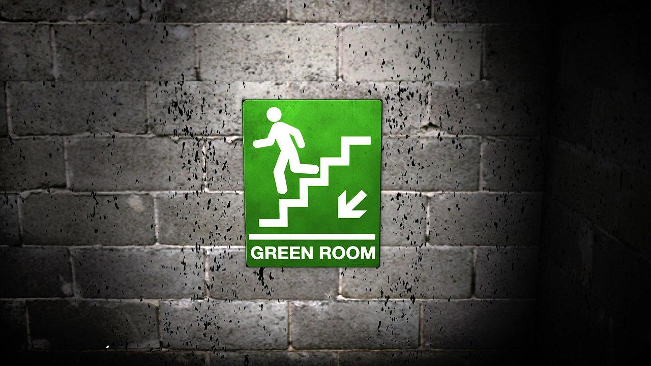 LaughLounge 'Green Room' Video Loop