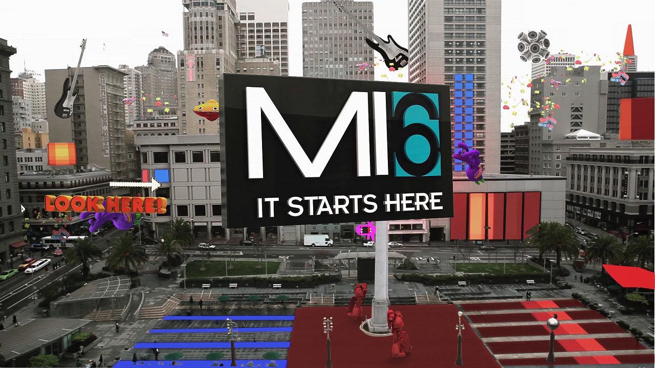 MI6 Gaming Convention Promo