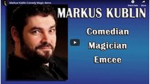 Markus Kublin Comedy Magic Demo