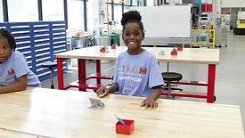 STEAMers Visit NJIT Makerspace