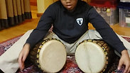 Spanish to the beats of Drums