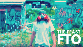 """C.Shreve the Professor feat. Woven Hatchets & Jrusalam """"The Feast"""" (Official Video) FTO"""