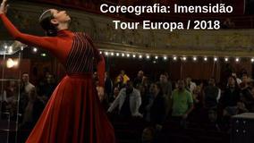 Coreografia Imensidao - Cia Rhema - Lisboa/ Portugal - 2018