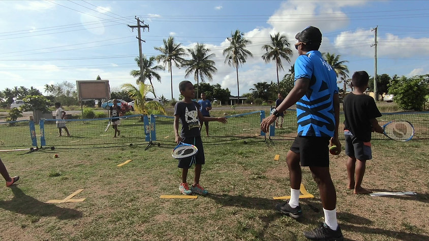 Tennis Fiji and Women's Empowerment in Sport