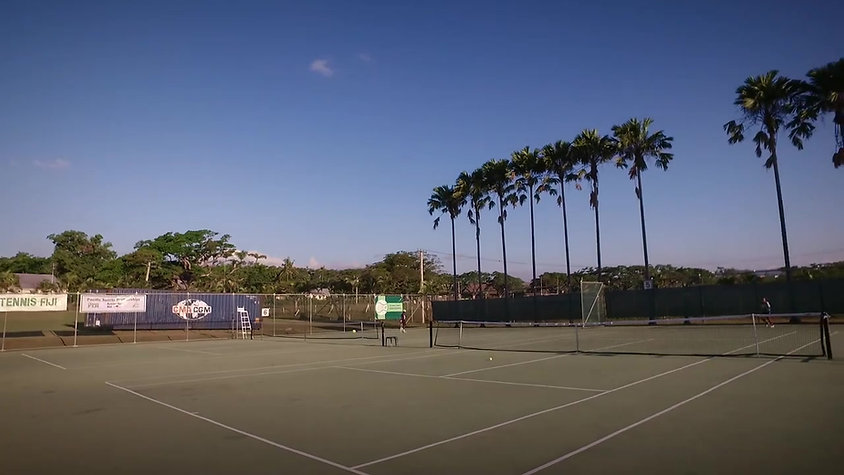 Tennis Takes Seed in Fiji the Story So Far