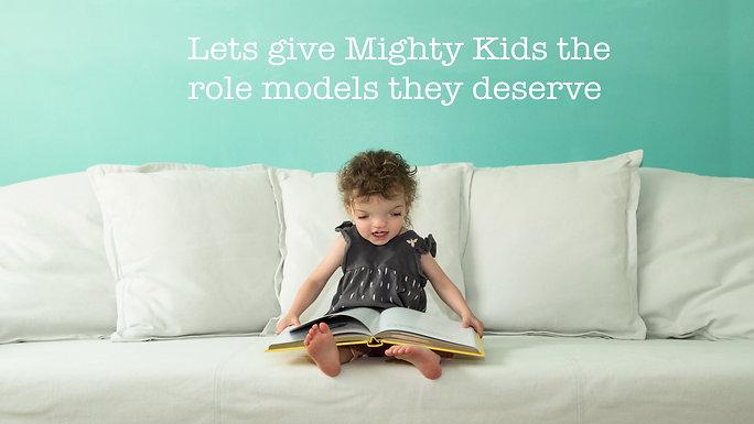 Dear Mighty Kids Kickstarter Video