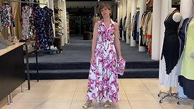 Avery Dress in Linen