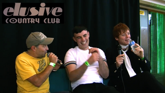 Interview with The K's at Rivfest 2019.