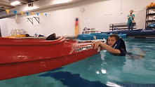 Kayak Classes at Life Fitness Center in Bettendorf, IA