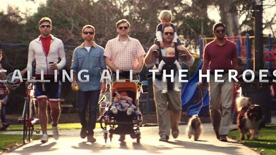 Toyota Camry (Australian made) - Calling All The Heroes TVC (Australia, 2013)