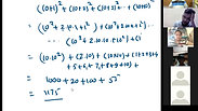 Sequence and Series - Part 4 - CA Foundation - May 2021 - Lecture 56 - Date 21-05-2021