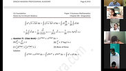Integration - Part 8 - CA Foundation - May 2021 - Lecture 80 - Date 26-06-2021