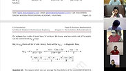 Permutation and Combination - Part 6 - CA Foundation - May 2021 - Lecture 62 - Date 02-06-2021