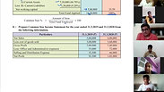 Lecture 70 - Analysis of Financial Statement - Part 3 - Account (BKA) - 12th Commerce (SYJC) - Date 16 Aug 2021