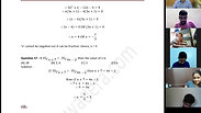 Permutation and Combination - Part 5 - CA Foundation - May 2021 - Lecture 61 - Date 01-06-2021