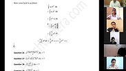 Integration - Part 2 - CA Foundation - May 2021 - Lecture 74 - Date 18-06-2021