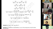Permutation and Combination - Part 2 - CA Foundation - May 2021 - Lecture 58 - Date 27-05-2021