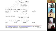 Derivative - Part 5 - CA Foundation - May 2021 - Lecture 69 - Date 11-06-2021