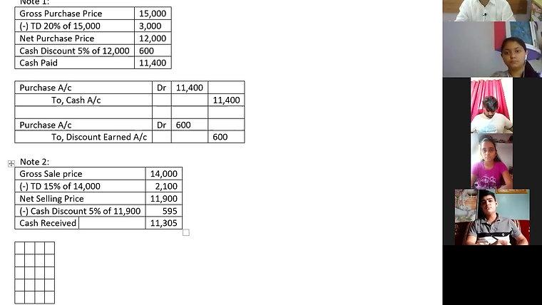 Std 11 - Accounts (2021)