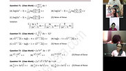 Integration - Part 7 - CA Foundation - May 2021 - Lecture 79 - Date 25-06-2021