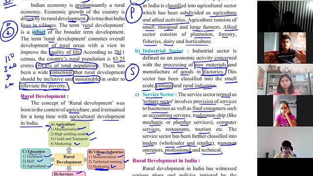 Std 11 Economics