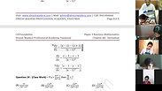 Derivative - Part 3 - CA Foundation - May 2021 - Lecture 67 - Date 09-06-2021