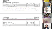 Lecture 64 - Issue of Debentures - Part 3 - CA Foundation