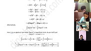Integration - Part 6 - CA Foundation - May 2021 - Lecture 78 - Date 24-06-2021