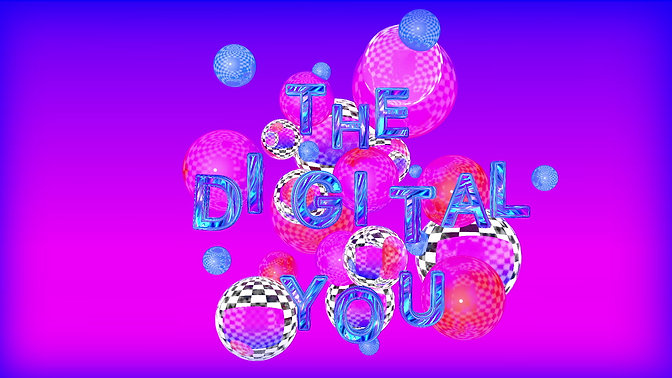 'The Digital You' Logo