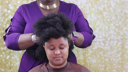 Bonus  Video - Head Massage
