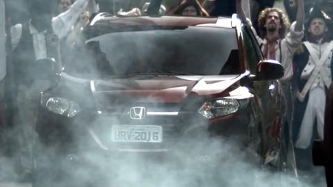 Honda HR-V Revolução