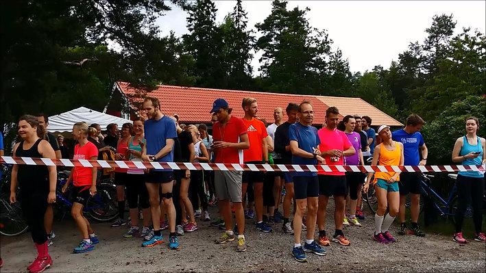 Start Runmarö 2015