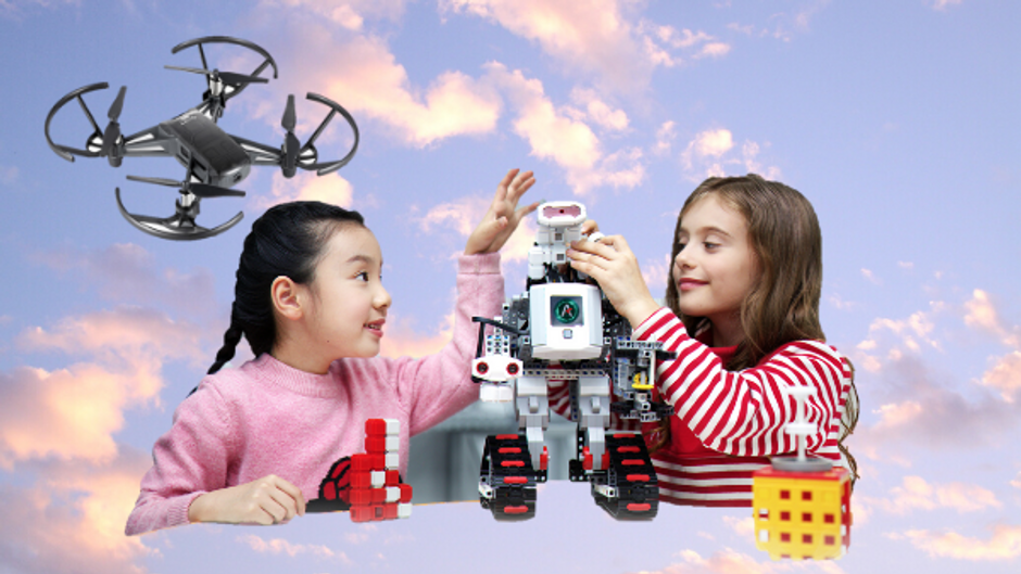 Coding & Flying In National Science Week