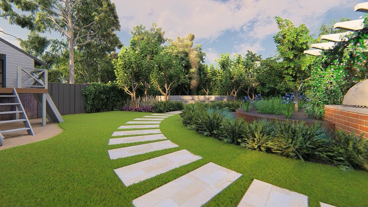 Mundaring Landscape Design
