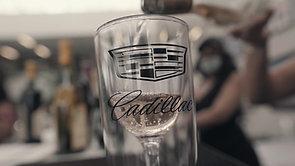 2021 Cadillac Escalade unveiling.