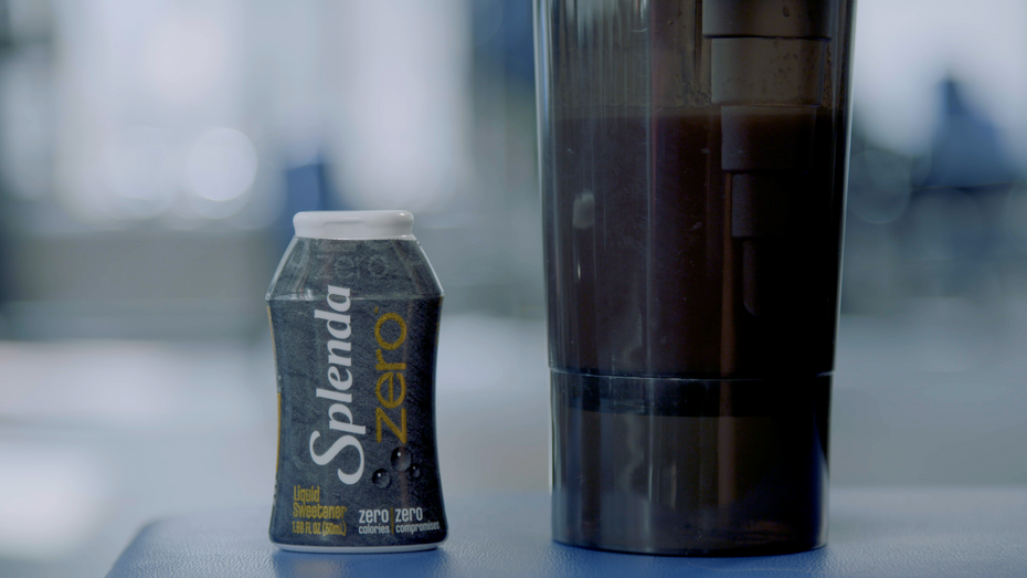 SPLENDA: POWER UP YOUR MORNING