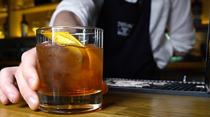 Teeling Whiskey on the Old Fashioned