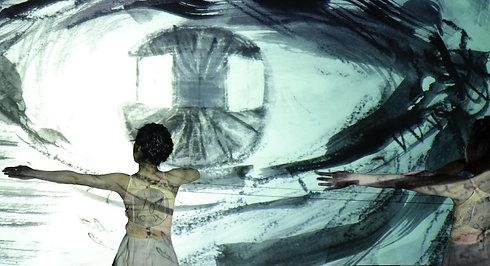 クラウド限定配信:舞台『2017 マイブリッジの糸とモーションのリズム_横浜,BANK ART』 Media Performance『2017 Media Performance 『Muybridge's Strings and the Rhythm of Motion』