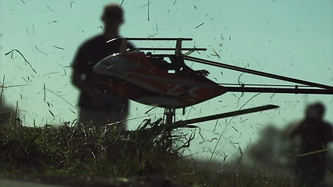 Bobby Watts cuts the grass at 2000fps. Shot with Olympus Ispeed III by Jordy Klein