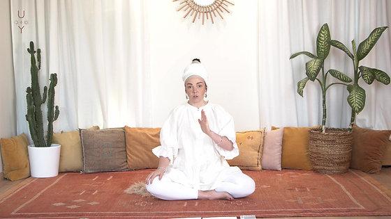 """Restart"" meditatsiooni tutvustus (Sodarshan Chakra Kriya)"