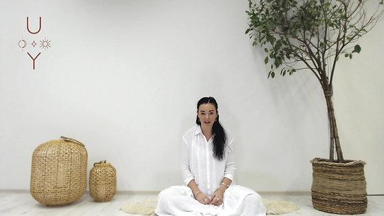 """""""Külluse"""" meditatsiooni tutvustus (Gyan Chakra Kriya)"""