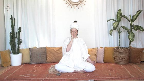 "Meditatsioon: ""Restart"" (Sodarshan Chakra Kriya)"