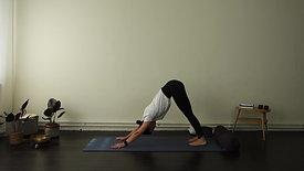 Yin Yang yoga - contract & release