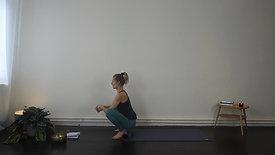 Yin Yoga - Root chakra (chakra 1)