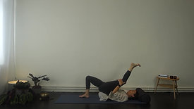 Yin Yoga - Post running stretches