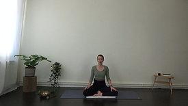Full yogic breath