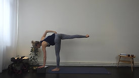 Vinyasa Yoga - Energizer